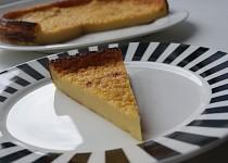 {Crustless} Pomerančovo-podmáslový koláč