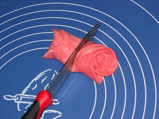 Knedlíčky jak z růže květ