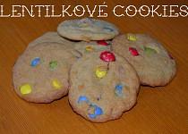 Lentilkové cookies