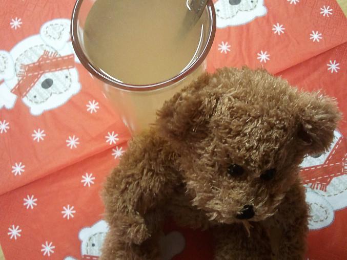 Dobrou chuť přeje Medvěd!
