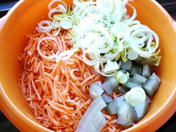 Mrkvový salát non plus ultra