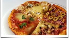 Pizza (celozrnná)