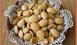 Ruské ořechy z vaflovače ve slaném provedení