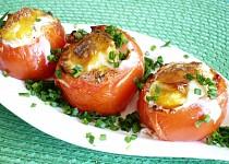 Vejce v rajčatech