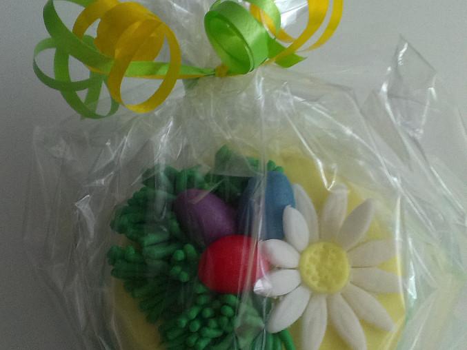Velikonoční minidortíčky
