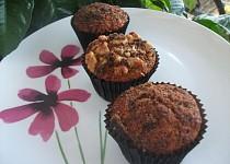 Ananasovo-mrkvové muffiny