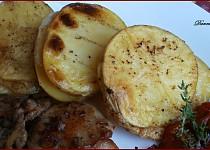 """Bramborovo-sýrové grilované """"sendviče"""""""