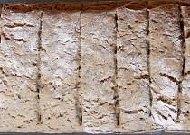 Celožitný chlébík s meltou