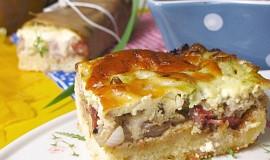 Cibulový koláč alá Jitka