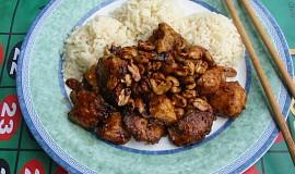 Čínská kuchyně: KUNG PAO