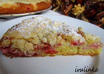 Dvacetiminutový švestkový koláč