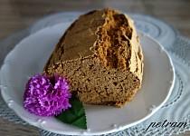 Dýňový chlebíček s kaštanovou moukou