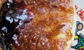 Finská palačinka Pannukakku
