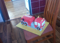 Hasiči dort