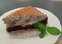 Hruškový dort se skořicí