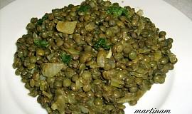 Indická zelená čočka
