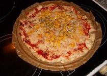 """Kuřecí """"pizza"""""""