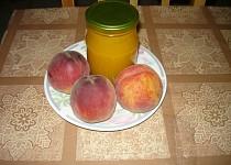 Luxusní broskvovo-pomerančová marmeláda s príchutí vanilky