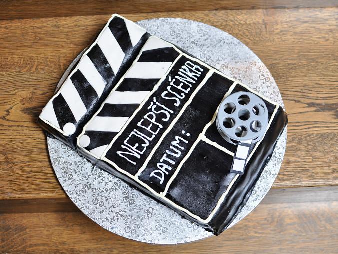 Majálesový dort - za nejlepší scénku