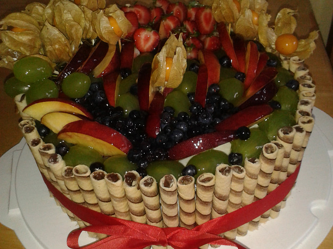 Ovocný košík