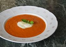 Toskánská cizrnová polévka