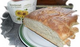 Voňavý jogurtový chleba