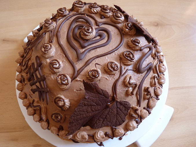 Čokoládovo-tvarohový dort, Tenhle dortík miluje celá rodina!