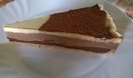 Dort ze tří druhů čokolády