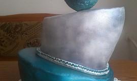 """Křivý"" dort"