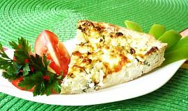 Květákový ( brokolicový ) koláč