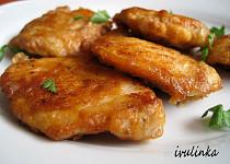 Marinované kuřecí řízečky