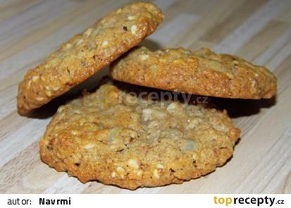 Ovesné sušenky II.