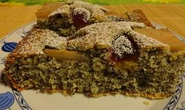 Podzimní ovocný koláč