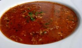 Polévka z kotrče kadeřavého