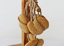 Skořicové sušenky esíčka