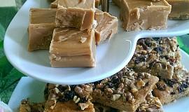Vanilkové karamelky - fudge