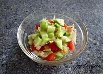 Zálivka na salát s hořčičnou moukou