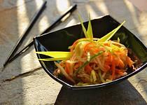 Asijský zeleninový salát