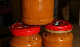 Chilli omáčka od Bohouška