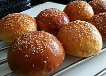 Hamburgerové bulky