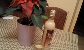 Karamelový likér - latté
