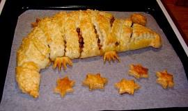Krokodýlí štrúdl pro děti