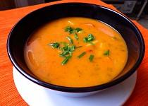 Moje falešná gulášová polévka