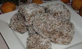 Ořechové kostky