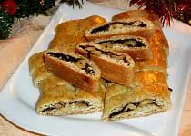 Povidlový chlebíček