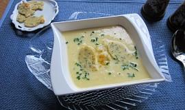 Rybí krémová polévka  a la Frionor