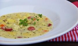 Staročeská křenová polévka