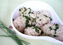 Tofu pomazánka s bramborami