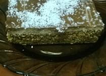 Tvarohová kostka s čokoládou