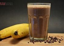 """Banánový """"milk""""shake"""